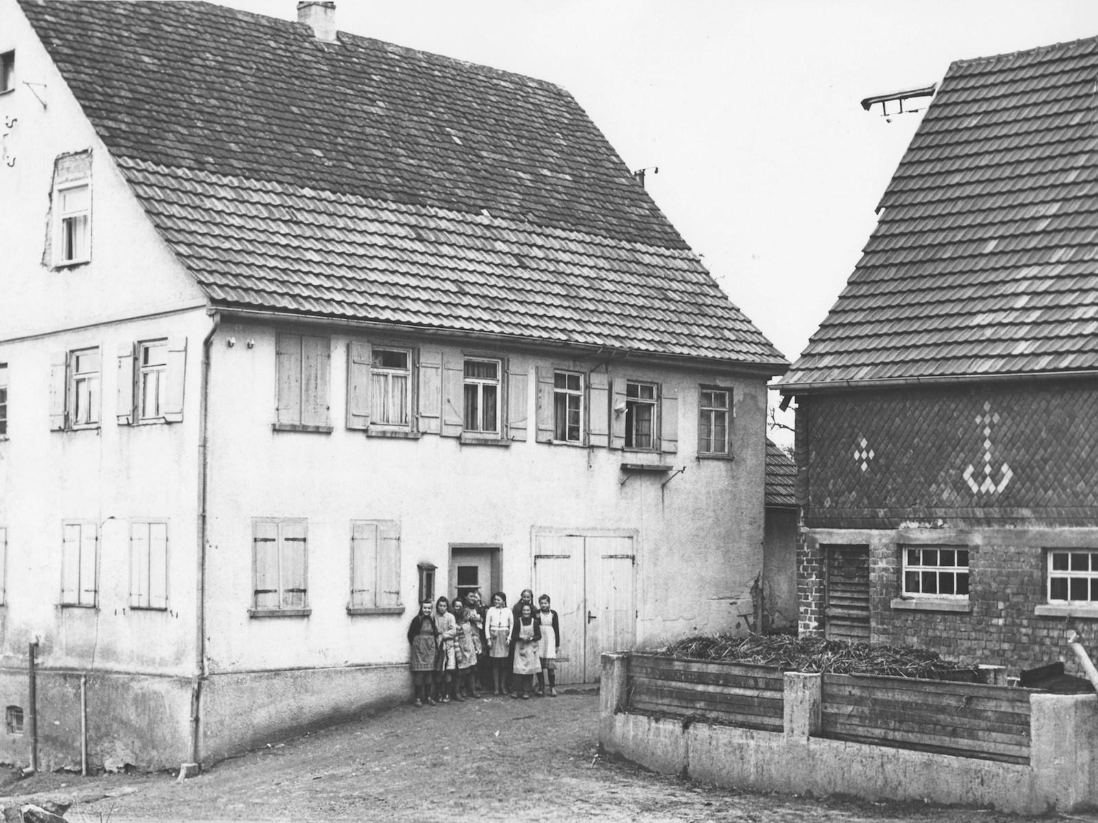 Schulgeschichte: GS-Ottenbach