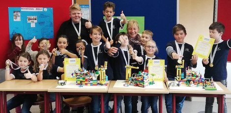 Lego League Junior
